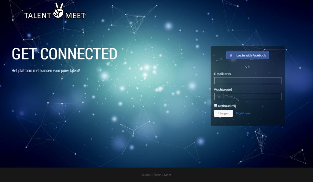 Talent2Meet Site