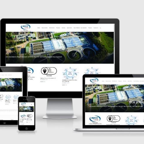 Epco - Responsive Design